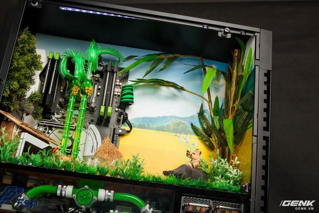 """Nổi bật với bộ máy tính có """"cây cau, giếng nước, lũy tre làng"""" ảnh 5"""