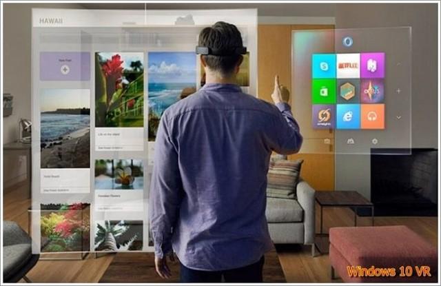 Cấu hình tối thiểu của Windows 10 VR: Card on-board cũng chạy tốt ảnh 1