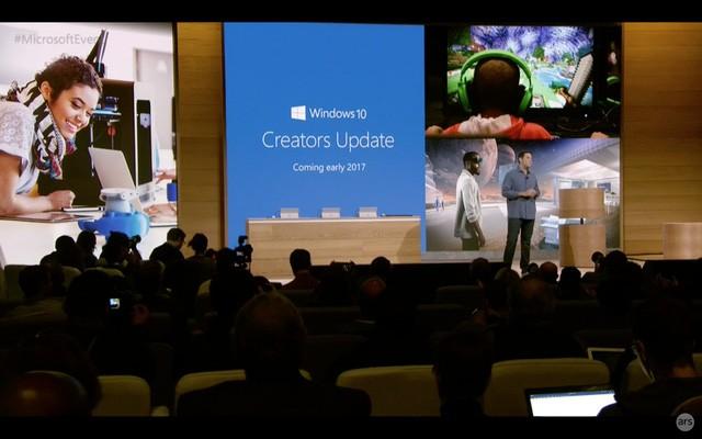 Windows 10 Creators Update dành riêng cho người dùng doanh nghiệp ảnh 1