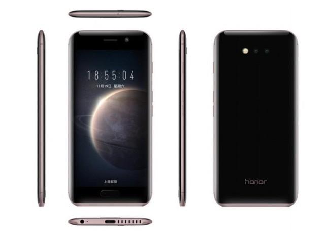 Honor Magic trình làng: chiếc smartphone cong nhất của Huawei từ trước đến nay ảnh 2