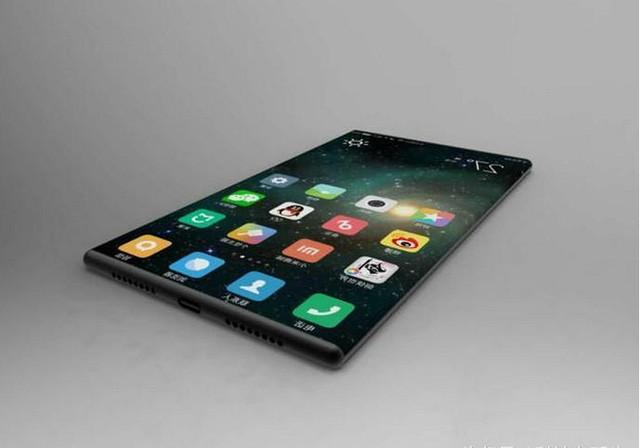 Xiaomi Mi Mix 2 lộ diện với thiết kế 100% màn hình, camera không tưởng ảnh 2