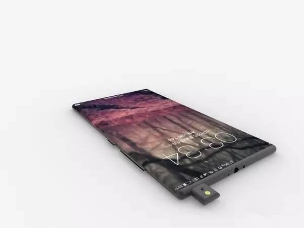 Xiaomi Mi Mix 2 lộ diện với thiết kế 100% màn hình, camera không tưởng ảnh 4