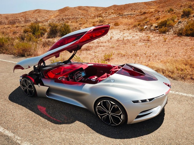 17 mẫu xe ô-tô tiên tiến và độc đáo nhất hành tinh - Giấc mơ của mọi tín đồ yêu xe trên thế giới ảnh 15
