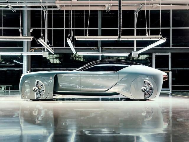 17 mẫu xe ô-tô tiên tiến và độc đáo nhất hành tinh - Giấc mơ của mọi tín đồ yêu xe trên thế giới ảnh 1