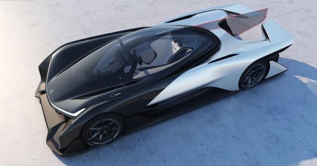 17 mẫu xe ô-tô tiên tiến và độc đáo nhất hành tinh - Giấc mơ của mọi tín đồ yêu xe trên thế giới ảnh 5