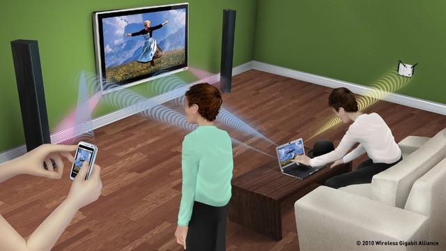 Tìm hiểu về Wifi AD, tốc độ lên tới 4,6 Gbps, tiềm năng thay thế được cả dây cáp ảnh 3