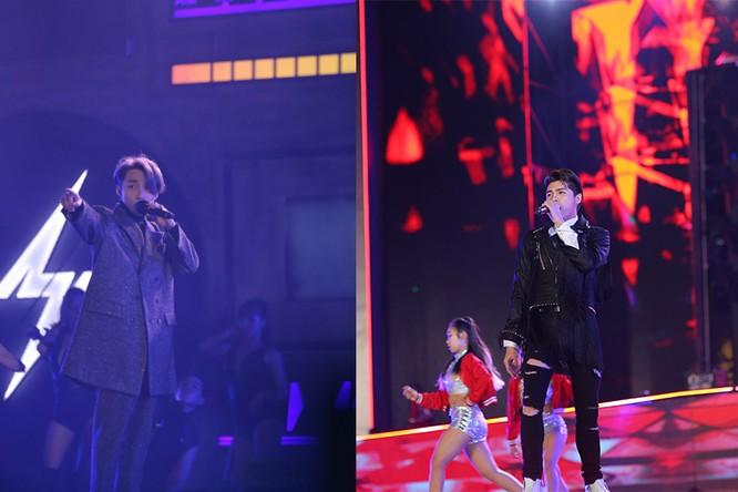 Là hai ca sĩ được yêu thích nhất hiện nay, Sơn Tùng M-TP và Noo Phước Thịnh đã khuấy động sân vận động Mỹ Đình bằng những bản hit đình đám.