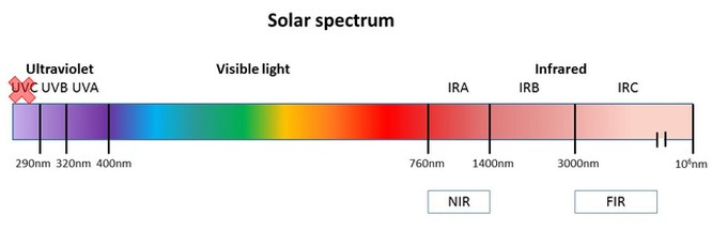 Cảm biến máy ảnh có thể nhận biết được quang phổ cận hồng ngoại, thêm chiều sâu cho hình chụp ảnh 1