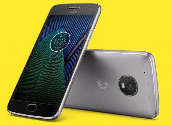 Lộ ảnh và thông số kỹ thuật Moto G5 và G5 Plus ảnh 1