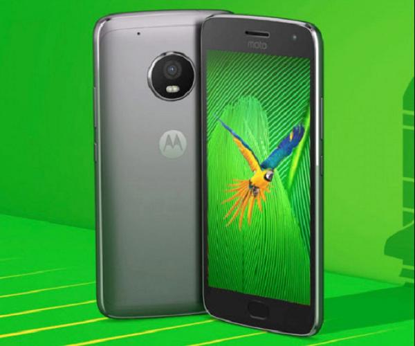 Lộ ảnh và thông số kỹ thuật Moto G5 và G5 Plus ảnh 2