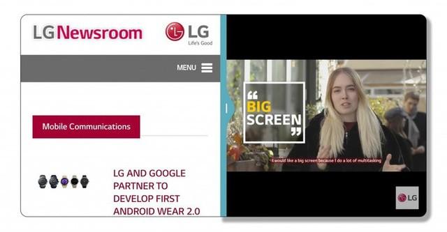 LG giải thích về thay đổi và lợi ích của màn hình 18:9 trên LG G6 ảnh 3
