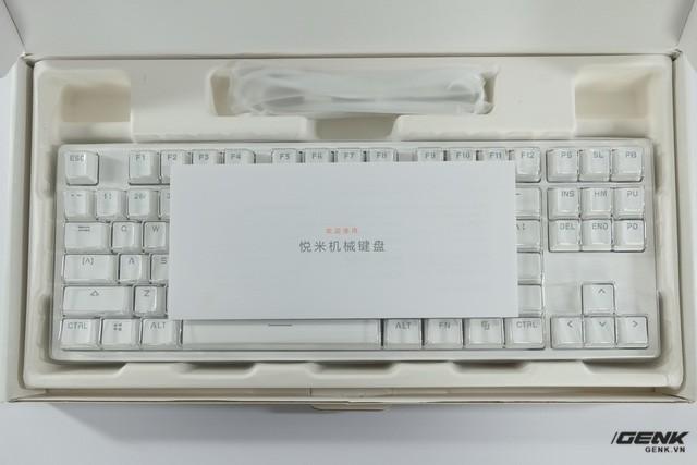"""Ảnh: """"Đập hộp"""" bàn phím cơ Xiaomi ảnh 3"""