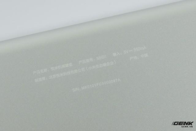 """Ảnh: """"Đập hộp"""" bàn phím cơ Xiaomi ảnh 8"""