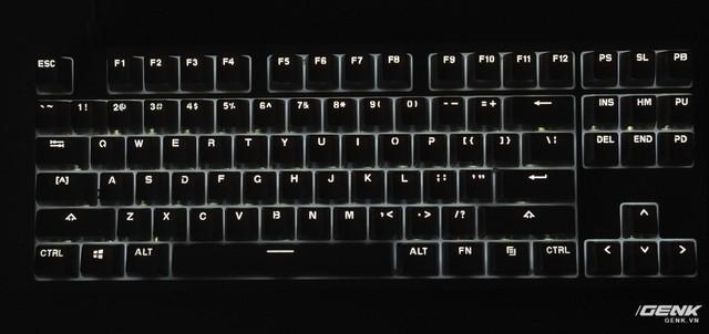 """Ảnh: """"Đập hộp"""" bàn phím cơ Xiaomi ảnh 14"""