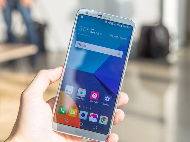 LG G6: Thiết kế tốt nhưng chip đã lỗi thời ảnh 1