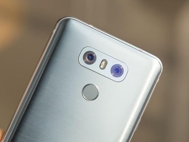 LG G6: Thiết kế tốt nhưng chip đã lỗi thời ảnh 4