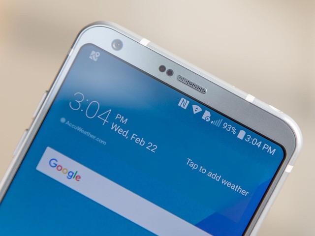 LG G6: Thiết kế tốt nhưng chip đã lỗi thời ảnh 3