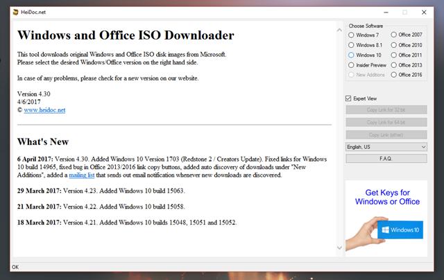"""Những cách giúp bạn sở hữu gói cài đặt Windows 10 Creators Update """"chính chủ"""" ảnh 13"""