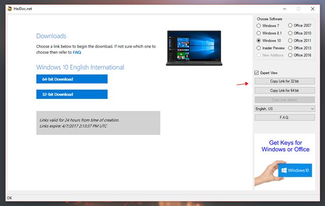 """Những cách giúp bạn sở hữu gói cài đặt Windows 10 Creators Update """"chính chủ"""" ảnh 16"""