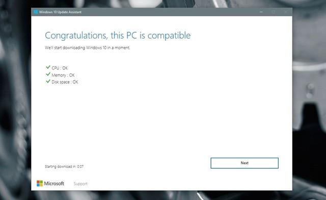 """Những cách giúp bạn sở hữu gói cài đặt Windows 10 Creators Update """"chính chủ"""" ảnh 3"""