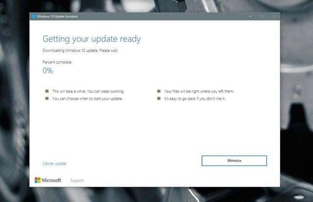 """Những cách giúp bạn sở hữu gói cài đặt Windows 10 Creators Update """"chính chủ"""" ảnh 4"""