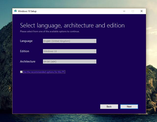 """Những cách giúp bạn sở hữu gói cài đặt Windows 10 Creators Update """"chính chủ"""" ảnh 8"""