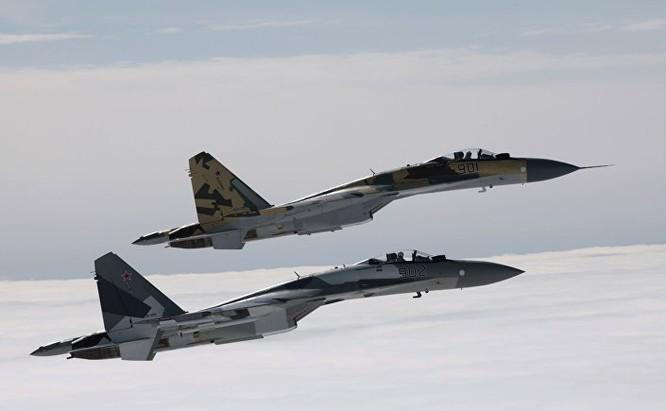 Qua thử lửa Syria, chiến đấu cơ Nga đắt khách ảnh 1