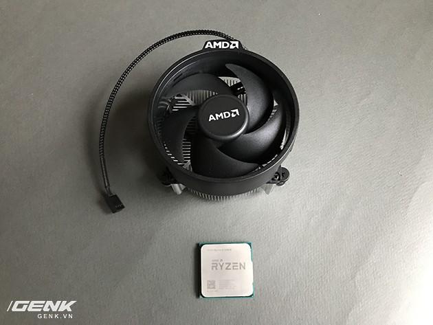 """CPU R5 1500X: Đập tan định kiến """"chip AMD là phải nóng, tốn điện"""" ảnh 2"""