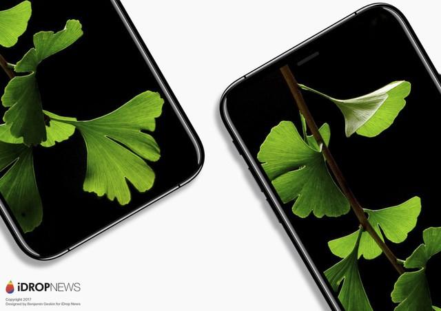 iPhone 8: Camera kép xếp dọc phía sau, màn hình chiếm trọn mặt trước? ảnh 6