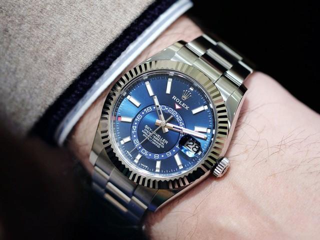 Chiêm ngưỡng 8 chiếc đồng hồ tuyệt đỉnh ảnh 3