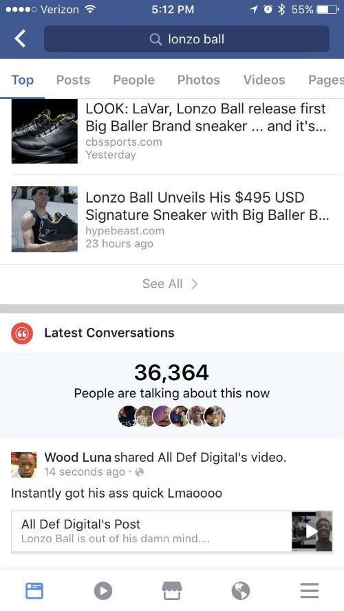 Facebook cập nhật tính năng mới, cho phép xem trạng thái của người lạ ảnh 1