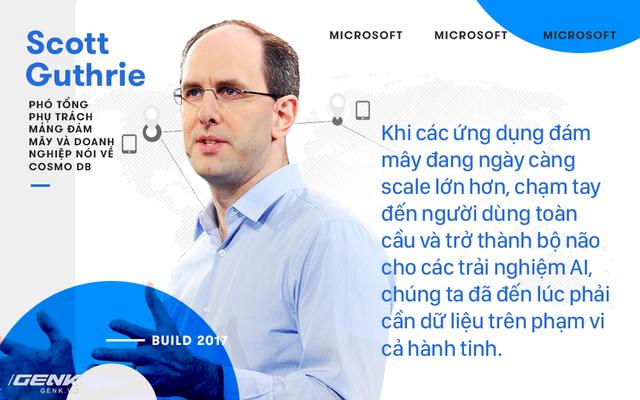Tổng kết Microsoft BUILD 2017: Vô cùng buồn ngủ nhưng lại đánh dấu sự bất tử của hoàng đế Microsoft! ảnh 2
