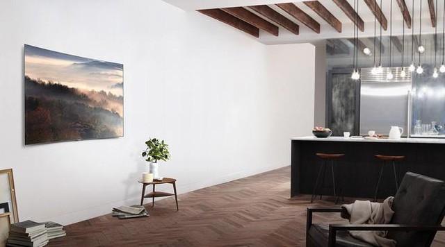 """Samsung """"biến"""" TV QLED thành tác phẩm trang trí nội thất như thế nào? ảnh 2"""
