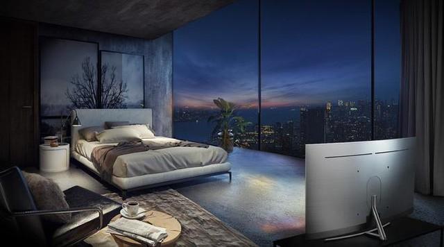 """Samsung """"biến"""" TV QLED thành tác phẩm trang trí nội thất như thế nào? ảnh 4"""
