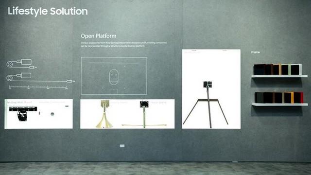 """Samsung """"biến"""" TV QLED thành tác phẩm trang trí nội thất như thế nào? ảnh 5"""