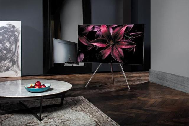 """Samsung """"biến"""" TV QLED thành tác phẩm trang trí nội thất như thế nào? ảnh 6"""