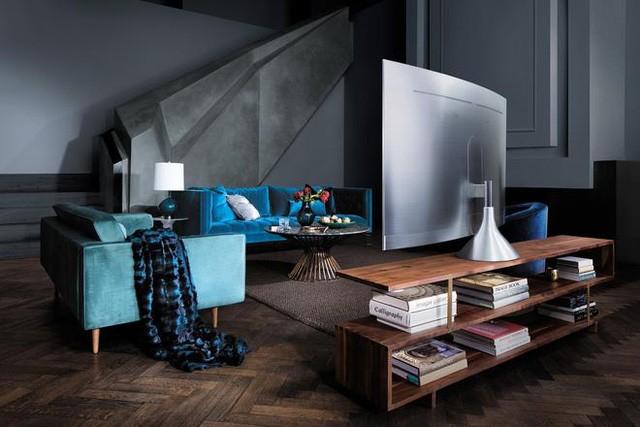 """Samsung """"biến"""" TV QLED thành tác phẩm trang trí nội thất như thế nào? ảnh 7"""
