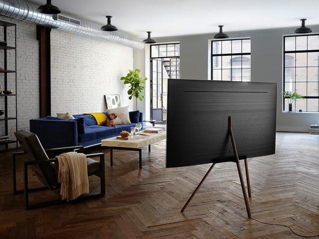 """Samsung """"biến"""" TV QLED thành tác phẩm trang trí nội thất như thế nào? ảnh 11"""