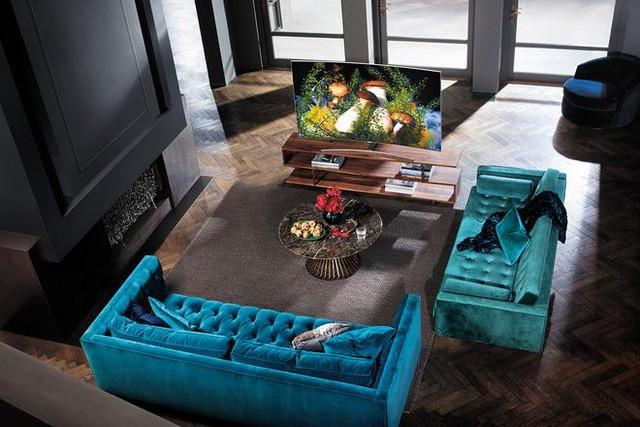 """Samsung """"biến"""" TV QLED thành tác phẩm trang trí nội thất như thế nào? ảnh 13"""