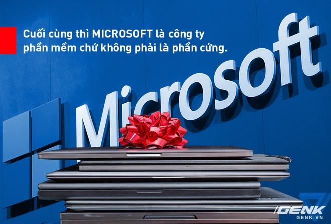 Sự kiện giới thiệu Surface đánh dấu nguyện ước của Microsoft đã hoàn thành ảnh 4