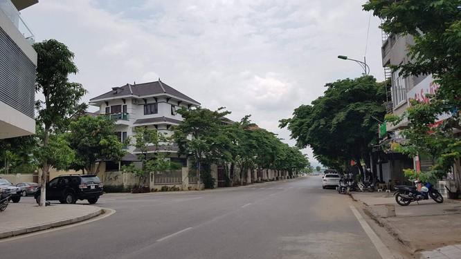Khu 6 biệt thự lãnh đạo tỉnh Lào Cai. Nguồn: Báo Công lý
