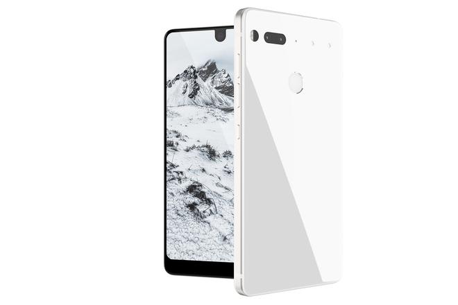 Essential Phone: Smartphone cách mạng đến từ cha đẻ Android ảnh 1