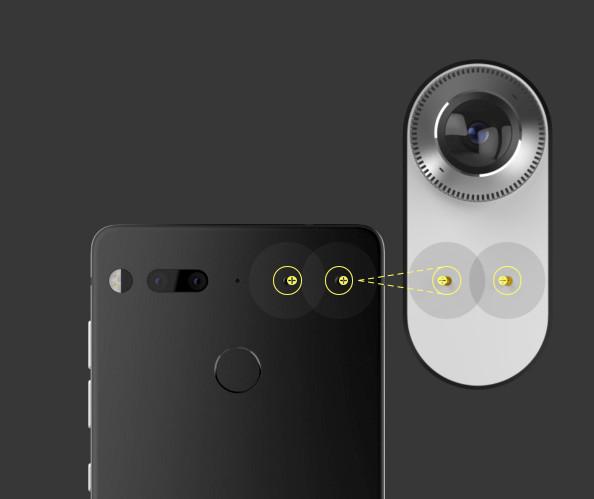Essential Phone: Smartphone cách mạng đến từ cha đẻ Android ảnh 4