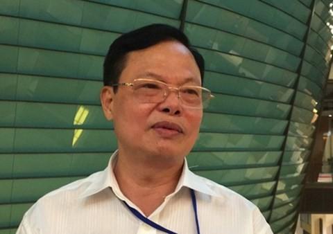Ông Phạm Trọng Đạt - Cục trưởng Cục Chống tham nhũng. Nguồn Internet