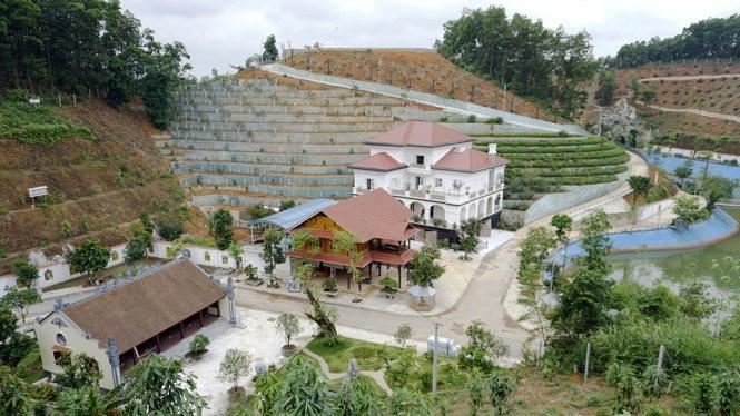 Giám đốc Sở TNMT Yên Bái mua căn hộ Mandarin Garden tại Hà Nội với giá khó tin ảnh 1