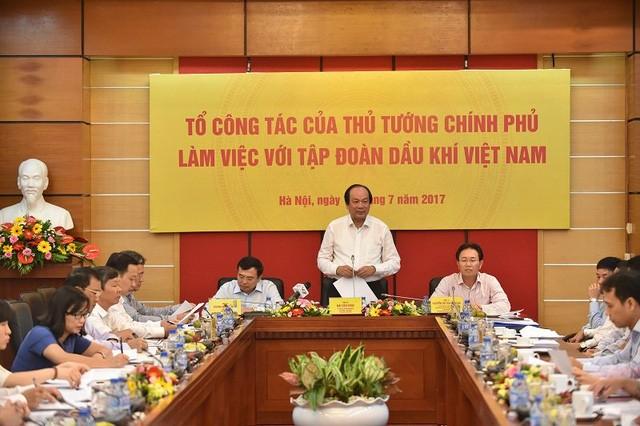 Bộ trưởng, Chủ nhiệm VPCP Mai Tiến Dũng. Ảnh: VGP