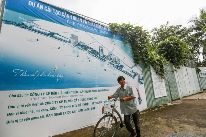 Dự án lấn sông Đồng Nai như thế nào sau 2 năm tạm dừng ảnh 10