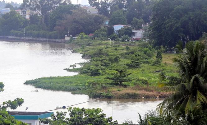 Dự án lấn sông Đồng Nai như thế nào sau 2 năm tạm dừng ảnh 1