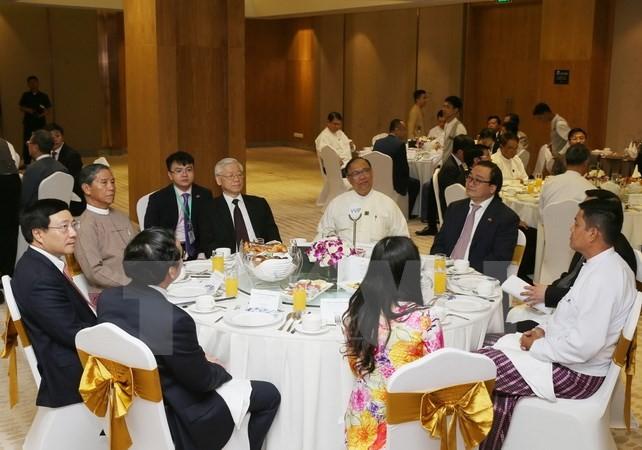 Việt Nam đang đầu tư 1,42 tỷ USD vào Myanmar ảnh 1