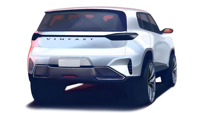 VinGroup công bố 20 mẫu xe hơi thương hiệu VinFast ảnh 32